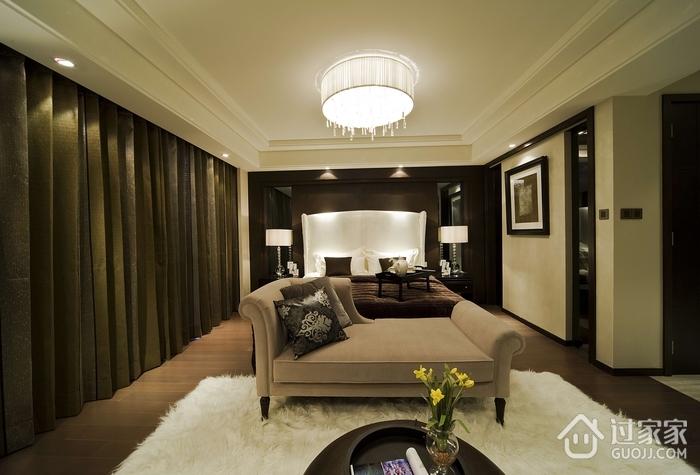 新古典别墅卧室装修