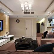 现代简约经典案例欣赏客厅