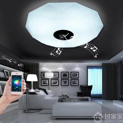 你家里的简单传统的客厅灯具已经过时了!