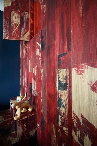 60平北欧住宅欣赏卧室设计