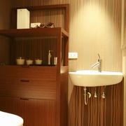 83平日式风格住宅欣赏卫生间设计