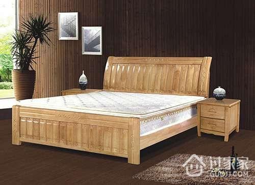 实木床品牌排行榜:华丰