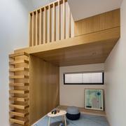 现代效果儿童房