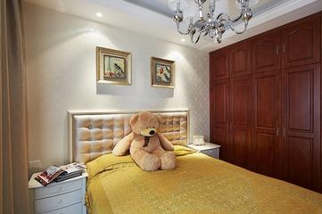 120平奢华新古典欣赏儿童房设计