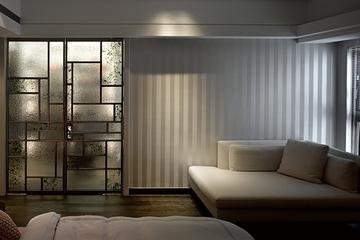 现代奢华装饰效果图欣赏卧室陈设