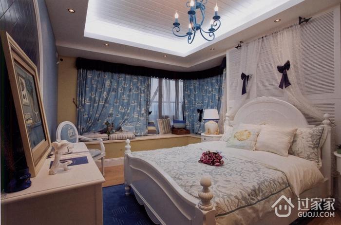 92平地中海两居室欣赏