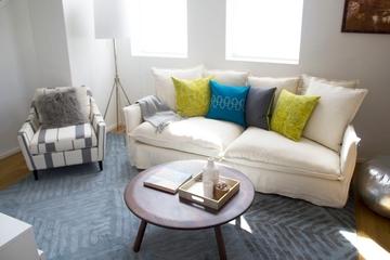 现代小户型客厅设计套图赏析