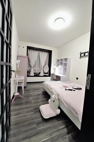 个性舒适现代三居室欣赏儿童房