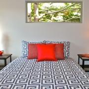 简约温馨小户型别墅设计卧室陈设设计