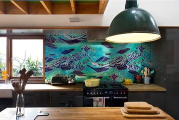 日式风格极简住宅欣赏厨房设计