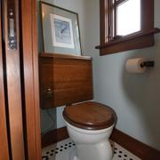 美式别墅设计效果图卫生间