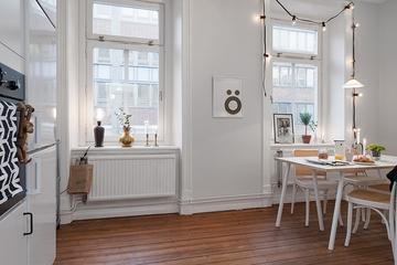 60平北欧舒适公寓欣赏局部