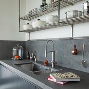 现代风格厨房洗菜池