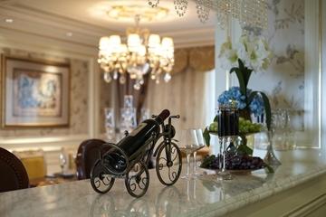 法式奢华住宅欣赏客厅效果