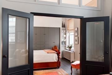 现代风格住宅效果图赏析卧室