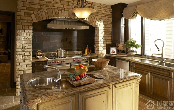 史上最全风格的厨房装修效果图,收藏中……