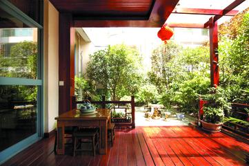 东南亚风格套图庭院