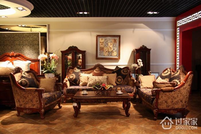 美式家具的风格及特点