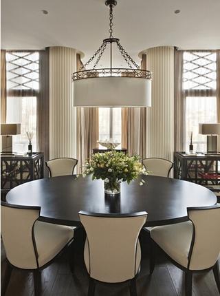 新古典奢华大宅设计欣赏餐厅设计