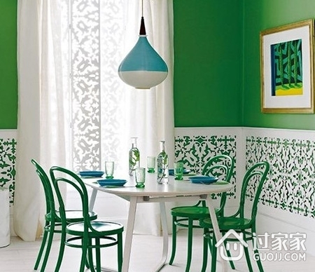 餐厅装修颜色搭配三大原则
