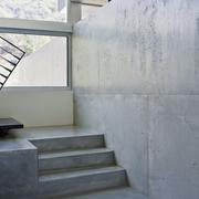 现代简约风别墅设计图地台设计
