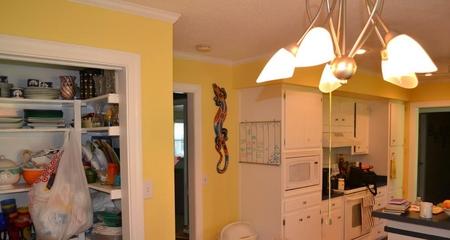 混搭别墅家装效果图厨房设计