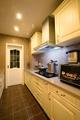 欧式田园风格住宅欣赏厨房