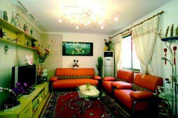 深圳72平米三室两厅装修实景 小户型仅用5万装出大气与精致