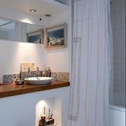 百搭46平小公寓欣赏洗手间