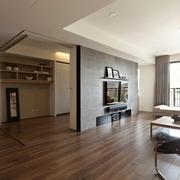 极致家居空间 现代客厅背景墙装饰效果图