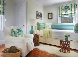 田园装饰住宅欣赏卧室设计