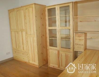实木衣柜验收技巧