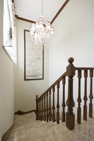 楼梯灯具装修效果图