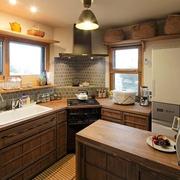 40平日式超牛搭配欣赏厨房设计图