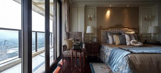 法式奢华住宅欣赏阳台