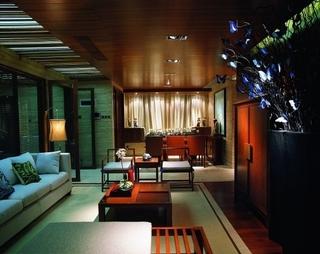 雅致中式三居室欣赏