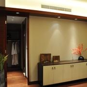 现代别墅设计效果图卧室室内门