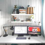 30平米小户型一居欣赏书房设计