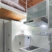 15平米现代蜗居欣赏厨房