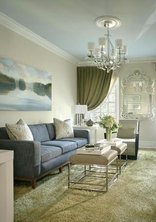 欧式风格住宅装饰效果图设计