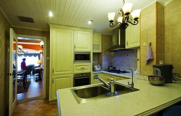 115平混搭三室两厅欣赏厨房设计