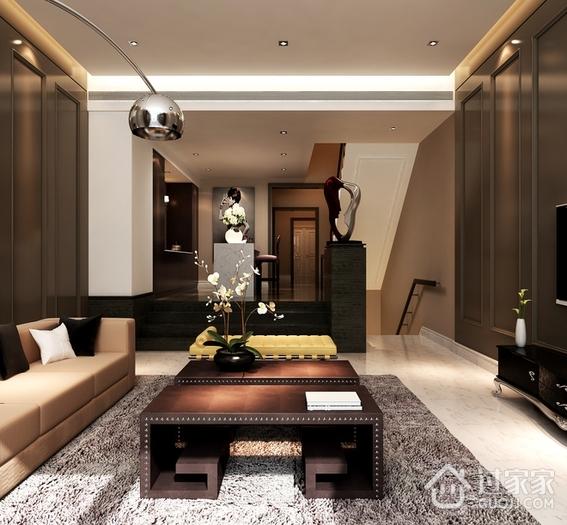 奢华新中式别墅欣赏
