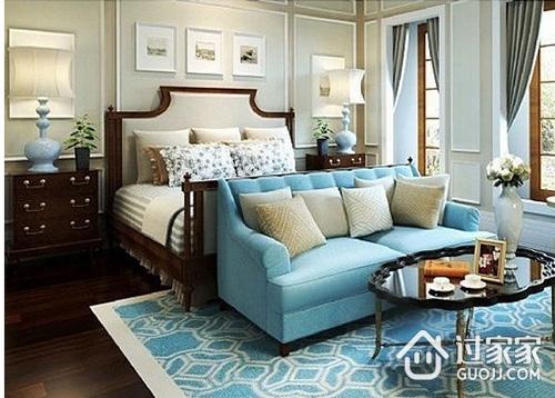浅谈卧室沙发四大风格