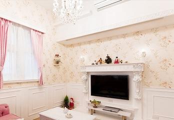 56平粉嫩小公寓欣赏