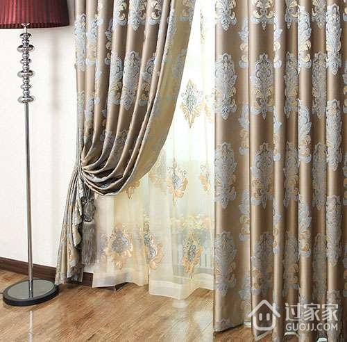 窗帘布料的特点及选择