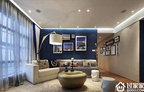 客厅墙面颜色选择技巧,让客厅不再平凡!