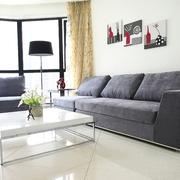 105平现代三室两厅欣赏