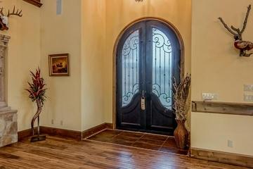 美式别墅装饰套图玄关设计