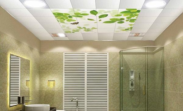 营造出中式风格的气氛, 新中式风格客厅吊顶帮到您!