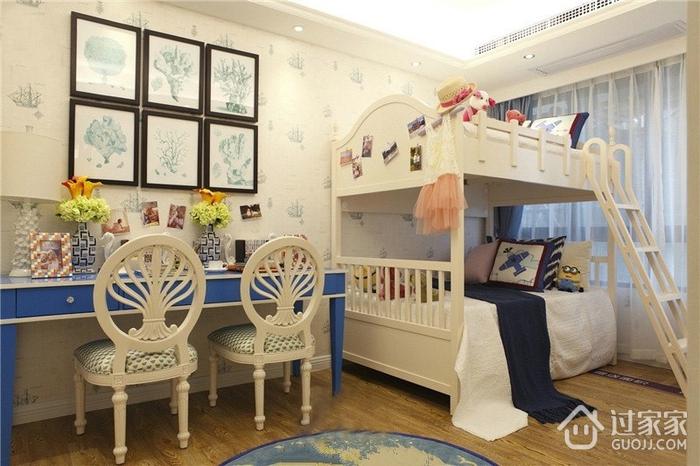 浪漫的地中海儿童房照片墙图片